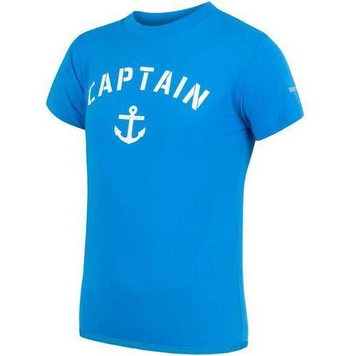 Sensor dziecięca koszulka Coolmax Fresh PT Anchor Blue 110, kolor niebieski