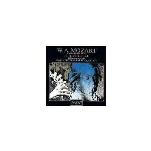 Mozart W / Crusell B - Klarinettenquintett, Klarinettenqua, C 141861