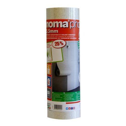 Diall Rolka poliuretanowa rtac003 papierowa 2 5 x 0 5 m (3663602884354)