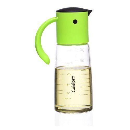 Cuisipro - Dozownik do oleju/octu, zielony - zielony
