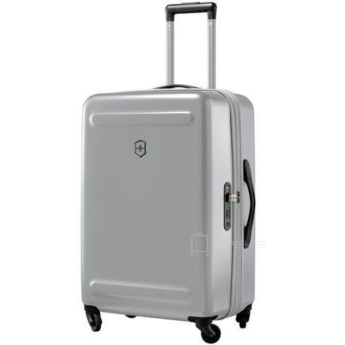 Victorinox Etherius średnia poszerzana walizka 67 cm / srebrna - Silver (7613329043264)