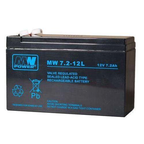 Bto Akumulator żelowy 12v/7,2ah mw pb 151x65x95mm 6-9