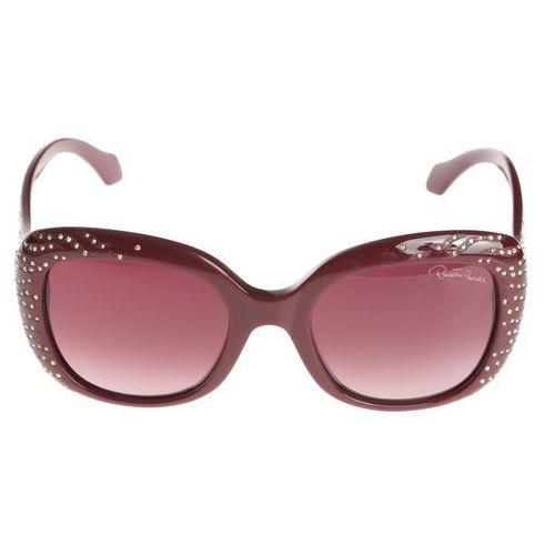 Roberto cavalli altair okulary przeciwsłoneczne czerwony uni