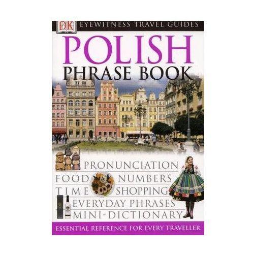 Polska rozmówki Dorling Kinderslay Polish Phrasebook (opr. miękka)