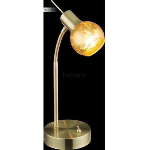 Globo lighting Globo tigre lampa stołowa mosiądz, 1-punktowy - nowoczesny - obszar wewnętrzny - tigre - czas dostawy: od 6-10 dni roboczych (9007371354078)