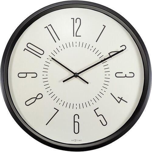 Zegar ścienny luminous 30 cm biały (8717713027836)