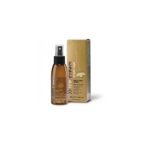 argan age, spray przeciw puszeniu z olejkiem arganowym i macadamia, 100ml marki Inebrya