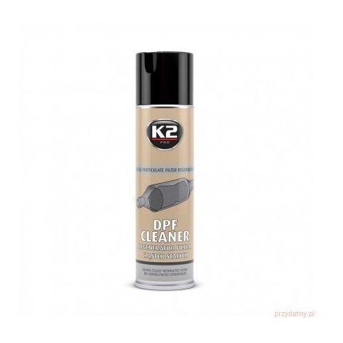 K2 dpf cleaner - spray do czyszczenia filtrów dpf bez zdejmowania 500ml