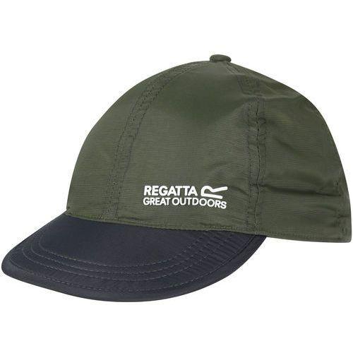 pack-it peak nakrycie głowy szary/oliwkowy 2018 czapki z daszkiem marki Regatta