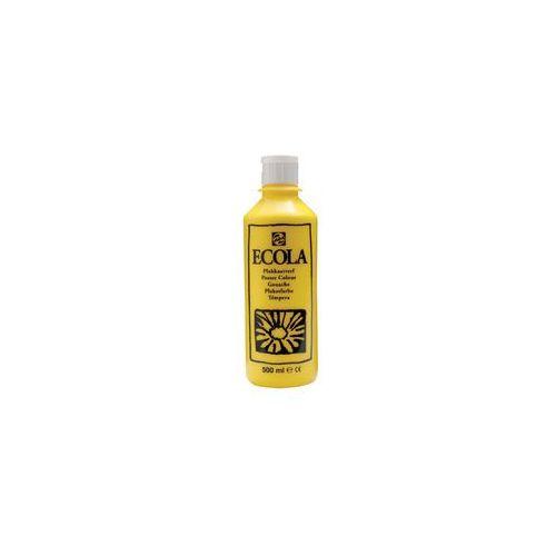 Talens  ecola farba tempera gwasz 500ml 200 yellow