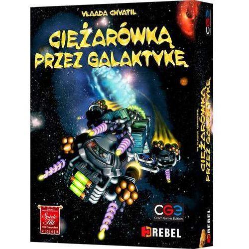 gra Ciężarówką przez Galaktykę, 8033324540114