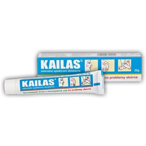 Ajurwedyjski krem na problemy skórne marki Kailas