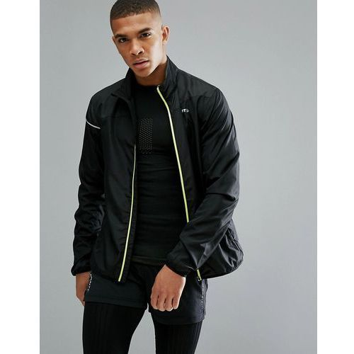 sportswear radiate running jacket in black 1905381-999603 - black marki Craft