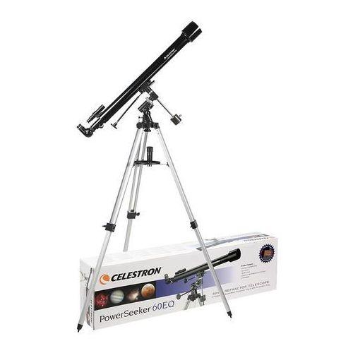 Celestron Teleskop powerseeker 60eq. Najniższe ceny, najlepsze promocje w sklepach, opinie.