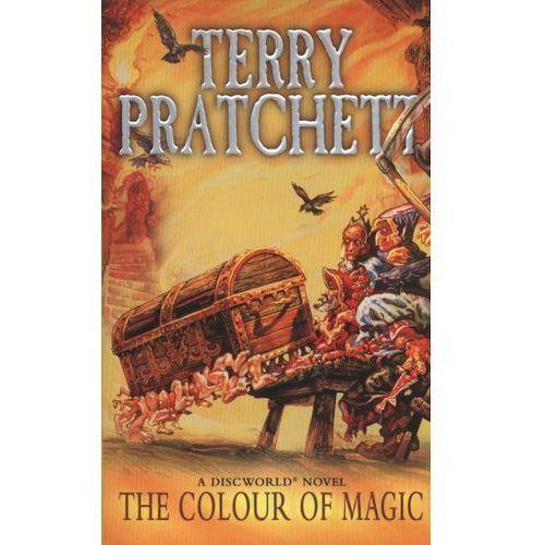 Colour of Magic, Terry Pratchett