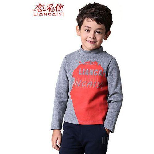Liancaiyi long sleeve boy t-shirt, marki Gearbest