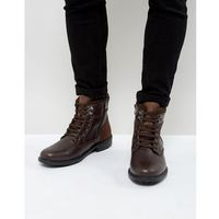 lace up boots in brown - brown, Brave soul