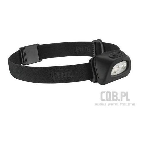 Latarka czołowa Petzl Tactikka+ RGB Black E89ABA, PE89ABA