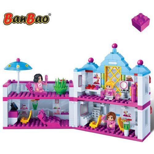 BanBao, Salon piękności SPA, klocki, 6111, 382 elementy Darmowa wysyłka i zwroty