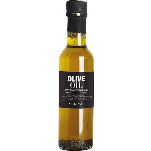 Oliwa z oliwek z ziołami prowansalskimi marki Nicolas vahe