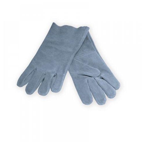 Rękawice ochronne spawalnicze skóra bydlęca, 37cm marki Dedra exim