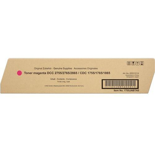 Utax  toner magenta 655510014, 655510114