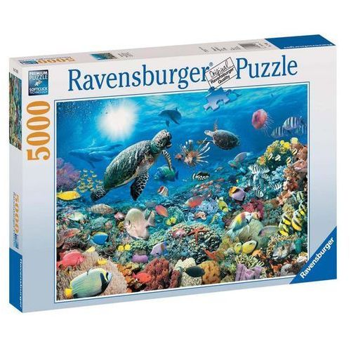 Puzzle RAVENSBURGER Głębia Oceanu 174263