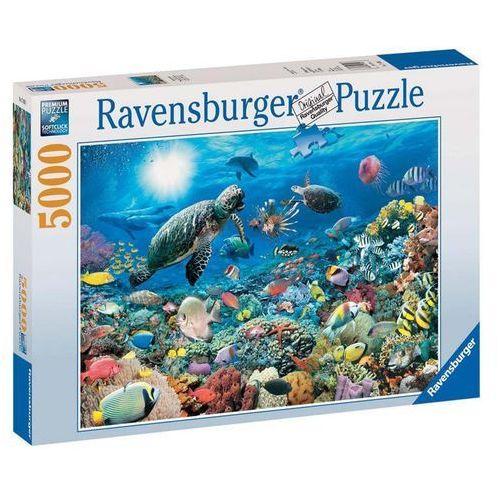 Ravensburger Puzzle  głębia oceanu 174263