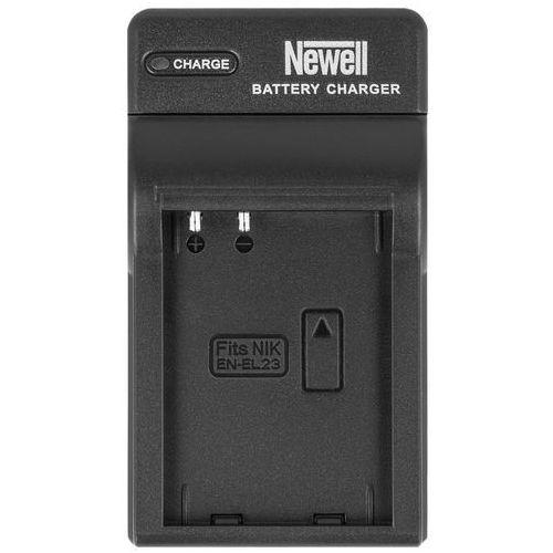 Ładowarka dc-usb do akumulatorów en-el23 marki Newell