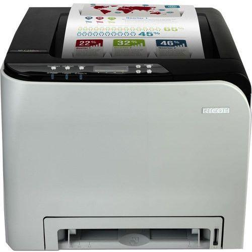 Ricoh SPC250DN, prędkość druku w kolorze [21 str./min]