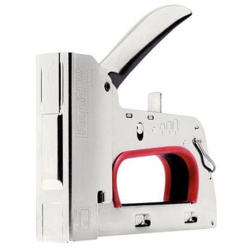 zszywacz ręczny r353 ze zszywkami w zestawie marki Rapid