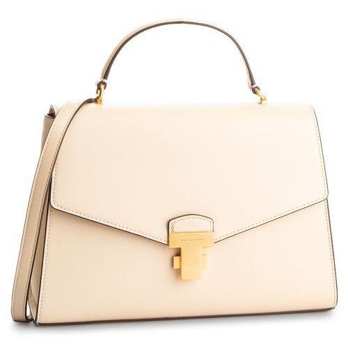 Torebka - juliette top-handle satchel 51022 new cream 122 marki Tory burch