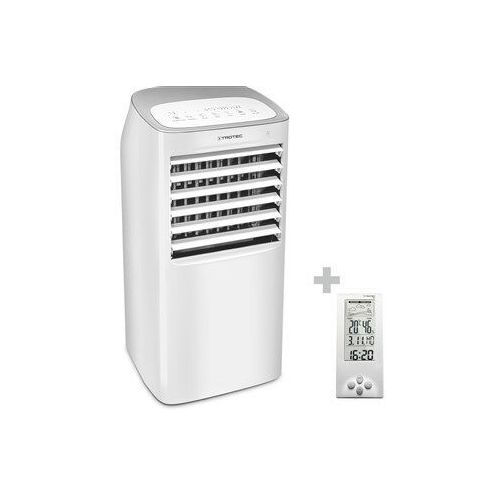 Aircooler, klimatyzer, nawilżacz powietrza pae 40 + termohigrometr stacja pogodowa bz06 marki Trotec