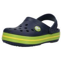 Crocs buty otwarte 'crocband' niebieska noc / zielony