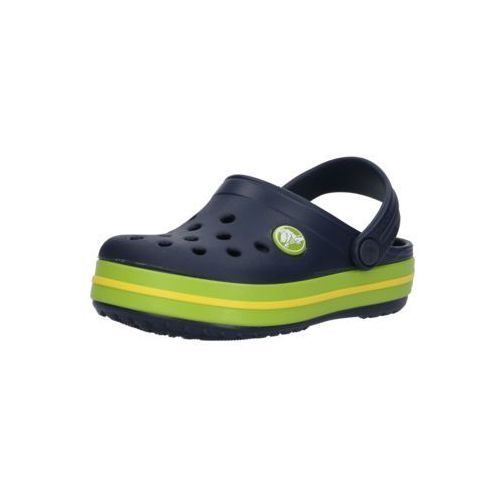 Crocs Buty otwarte 'Crocband' niebieska noc / zielony, kolor zielony