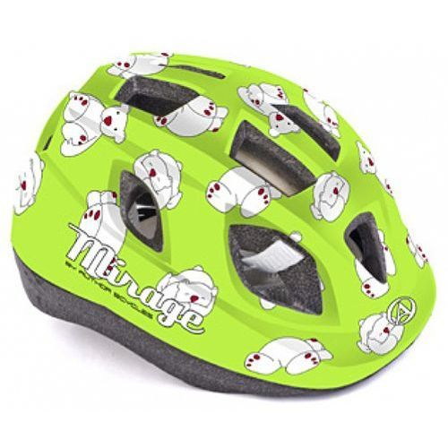 Author Mirage Led Kask misie green, 740