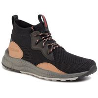 Sneakersy COLUMBIA - Sh/Ft Mid Breeze BM0082 Black/Rust Red 010, kolor czarny