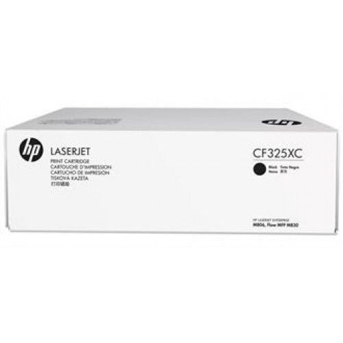 HP toner Black 25X, CF325XC (opakowanie korporacyjne)