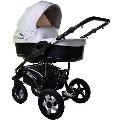 wózek wielofunkcyjny ibiza 2w1, szary marki Sun baby