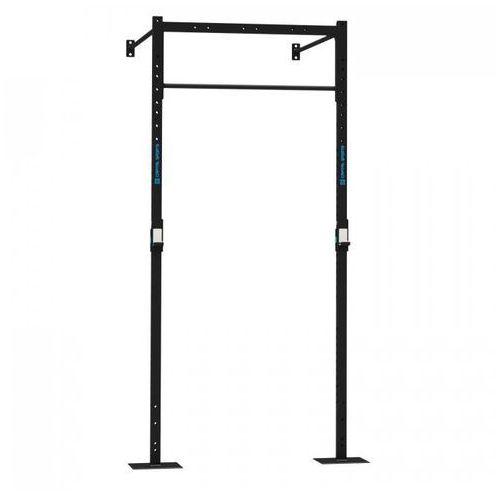 Capital sports Dominate w base 120.170 wall mount rack 1 x stanowisko treningowe pu 1 x squat
