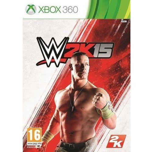 OKAZJA - WWE 2K15 (Xbox 360)