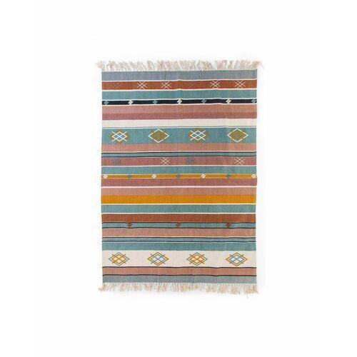 CHILDHOME - Dywan 120x160 wzór geometryczny