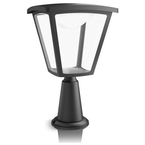 Philips/massive Cottage lampa ogrodowa stojąca czarna led 1x4.5w 230v
