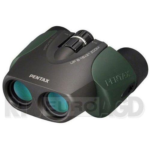 up 8-16x21 (zielony) - produkt w magazynie - szybka wysyłka! wyprodukowany przez Pentax
