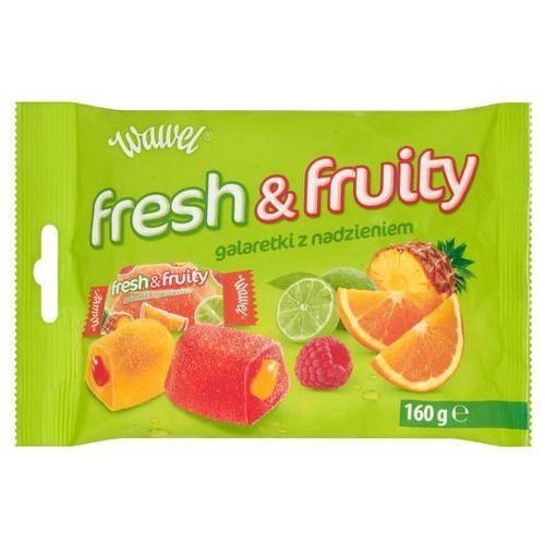 WAWEL 160g Fresh & Fruity Galaretki z nadzieniem | DARMOWA DOSTAWA OD 150 ZŁ!