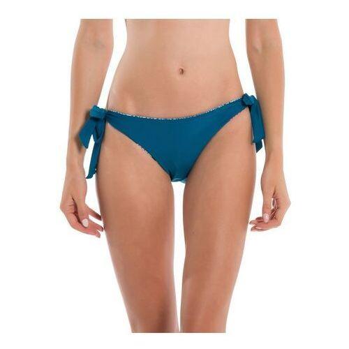 strój kąpielowy BENCH - Reversible Tie Bottom A0648-Crazy Small Stripe Repea (P1202)