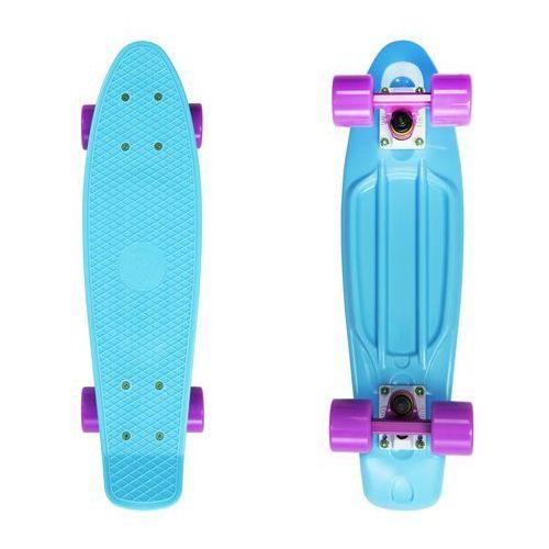 Deskorolka fishskateboards summer blue / white purple / summer purple marki Fish skateboards