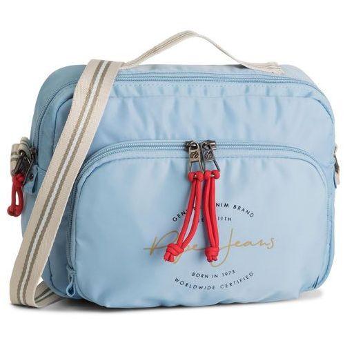 Torebka PEPE JEANS - Yoga 7224562 Blue, kolor niebieski
