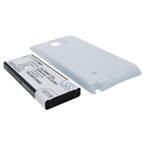 Samsung Galaxy Note 4 / EB-BN910BBE 6400mAh 24.64Wh Li-Ion 3.85V powiększony biały (Cameron Sino)