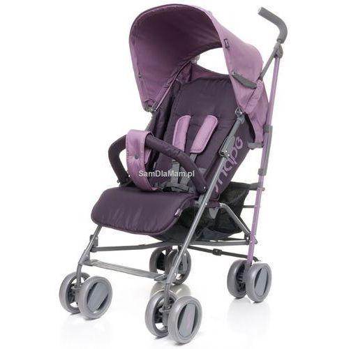 Wózek spacerowy shape - purple marki 4baby